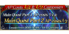 Oniland Advance Notice: Main Quest AP Costs 1/4 & 1/2 Campaign