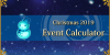 Revival: Christmas 2019 - Event Calculator
