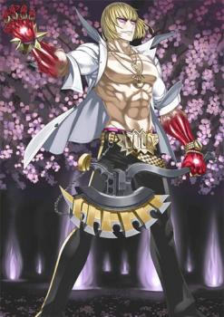 Sakata Kintoki   Fate Grand Order Wiki - GamePress