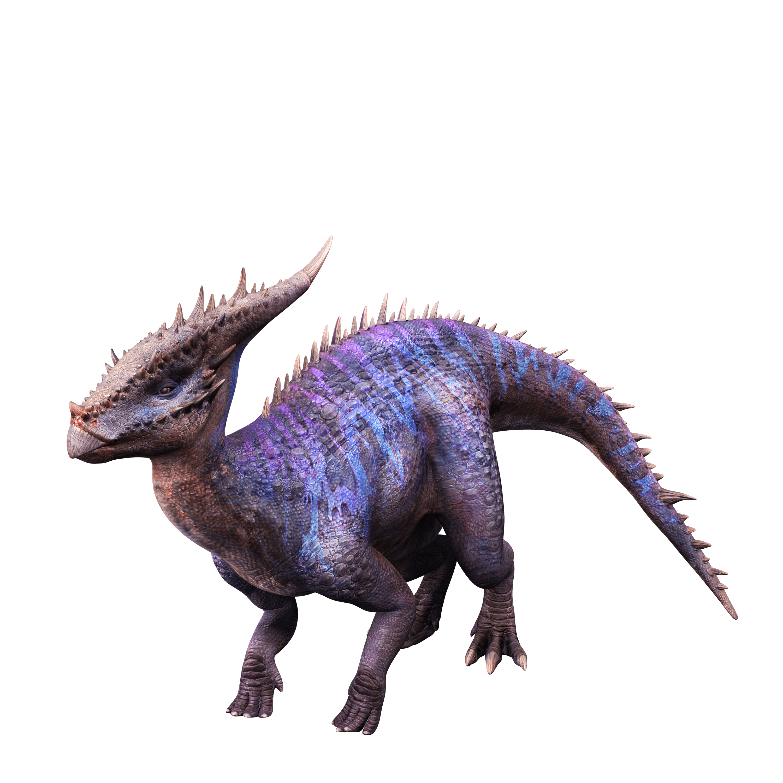 Paramoloch   Jurassic World Alive Wiki - GamePress