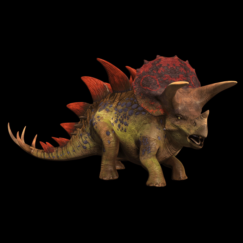 stegoceratops  jurassic world alive wiki  gamepress