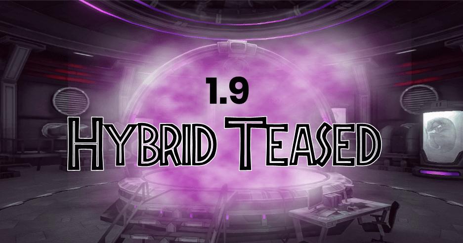 JWA 1 9 Teaser - New Super-Hybrid! | Jurassic World Alive