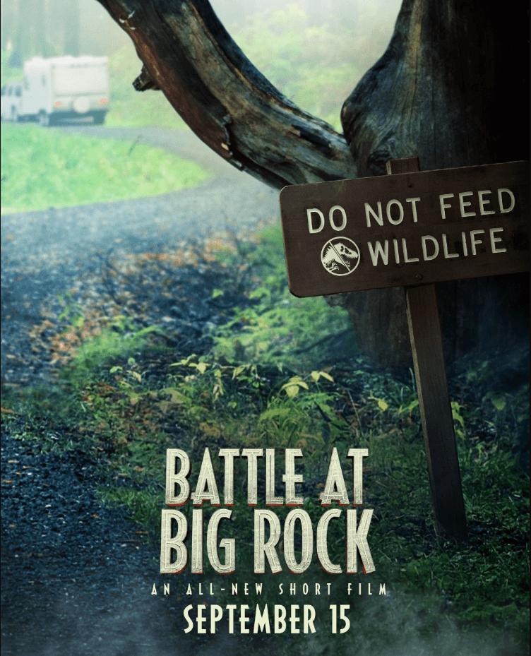 Battle at Big Rock Announced