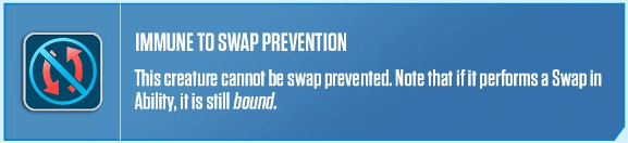 Immune to Swap Prevention