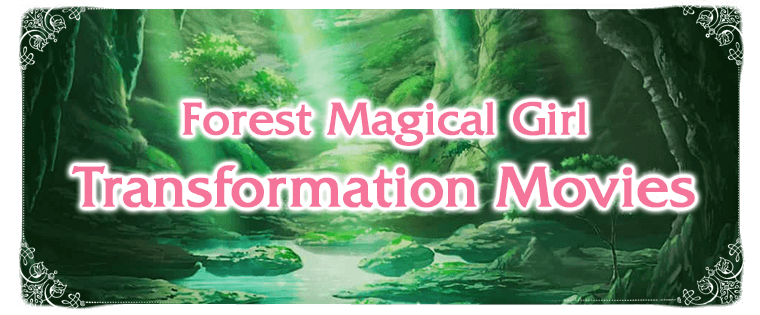 MagiReco Forest Magical Girls Henshin Playlist