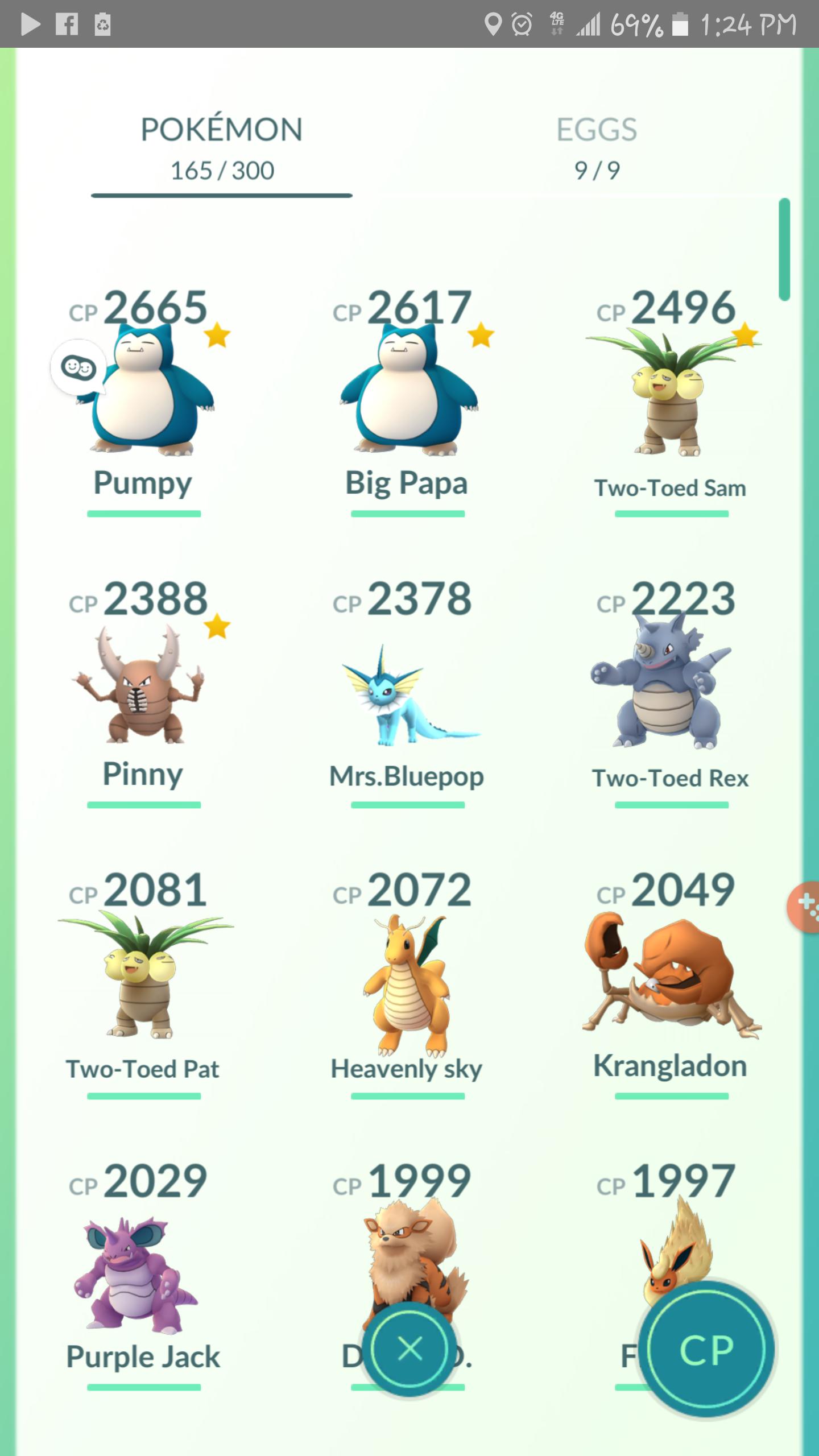 Naming your pokemon | Pokemon GO Wiki - GamePress