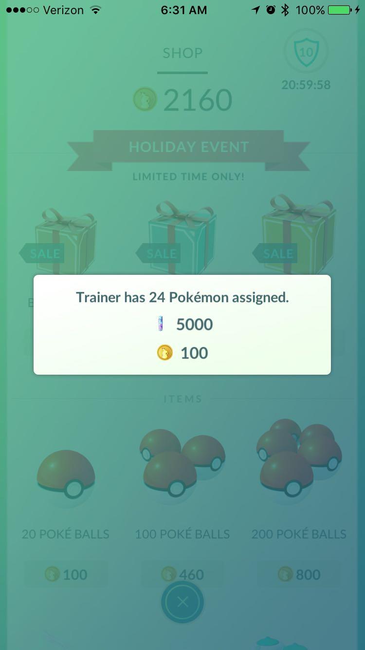 Candy as a gym reward? | Pokemon GO Wiki - GamePress