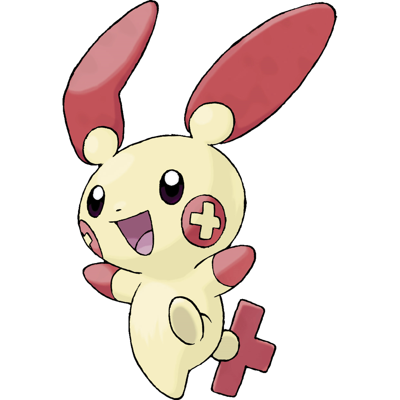 Plusle Pokemon Go Wiki Gamepress