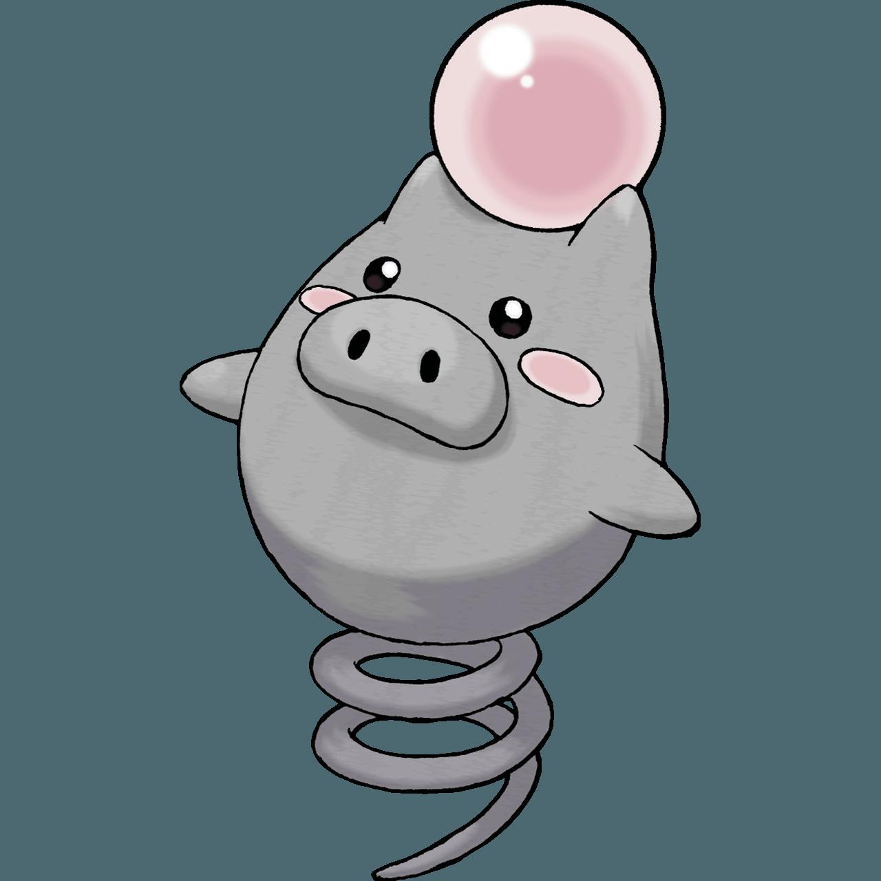 Spoink | Pokemon GO Wiki - GamePress