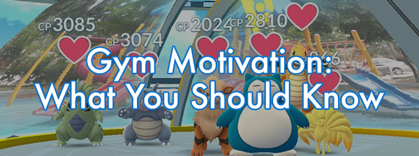 Gym Motivation: What You Should Know