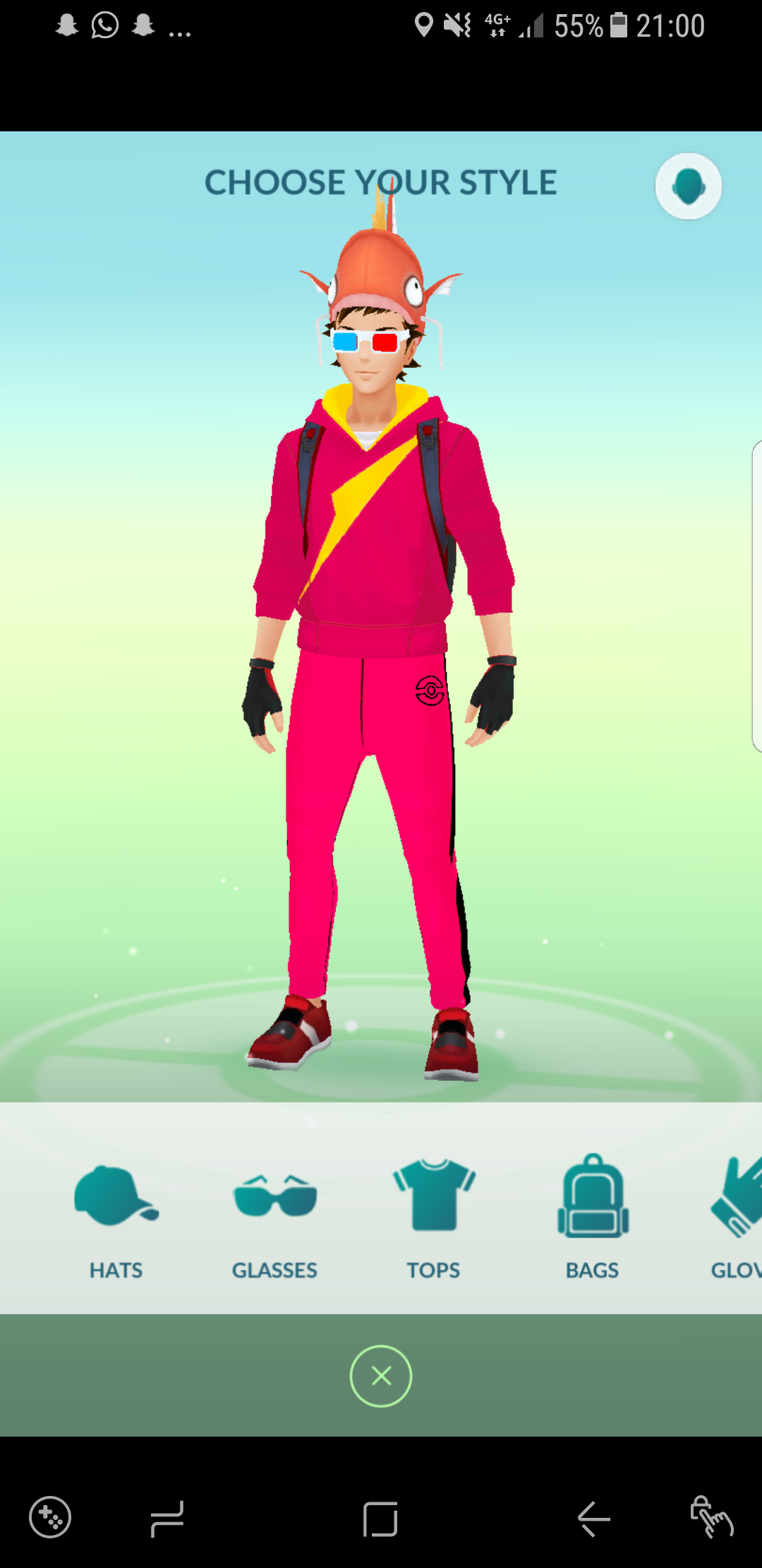 7af0c36a Your Pokemon Go Outfit | Pokemon GO Wiki - GamePress