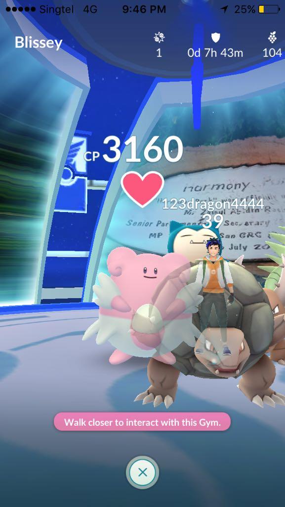 Multi-account spoofers holding gyms | Pokemon GO Wiki - GamePress