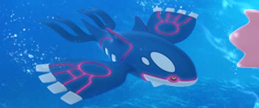 The Kyogre Factor