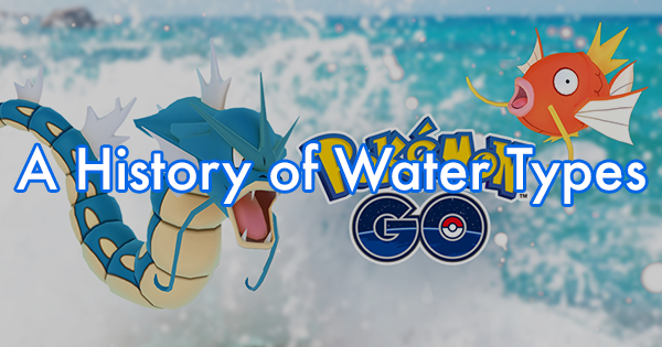 A History of Water Types