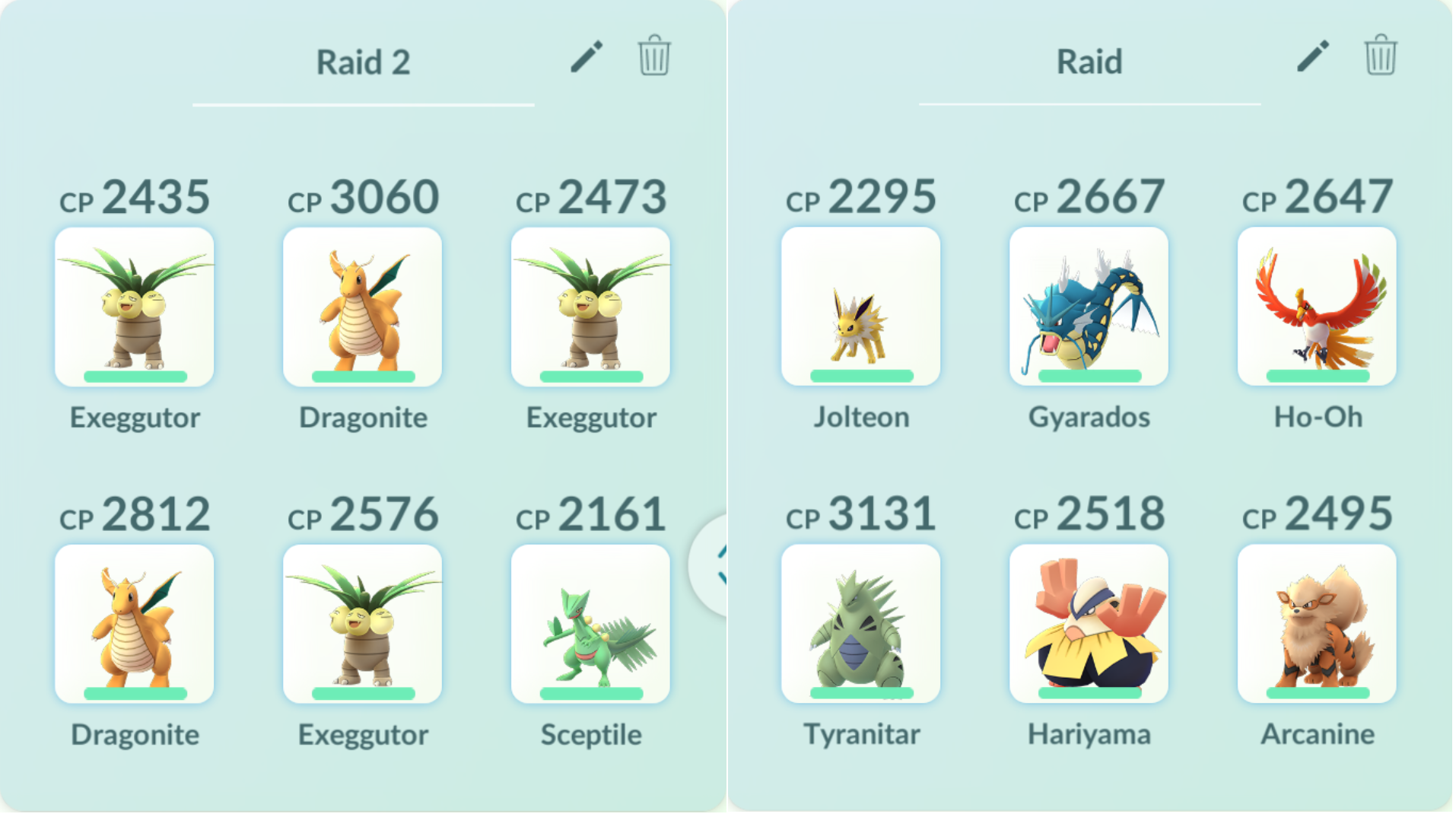 Kyogre Raid Parties? | Pokemon GO Wiki - GamePress