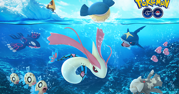 Overview of the New Gen 3 Ice/Water Pokemon