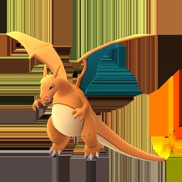 Charizard Pokemon Go Gamepress