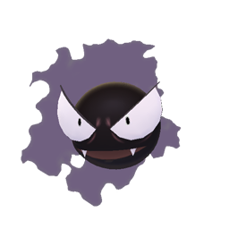 Image result for pokemon go gastly