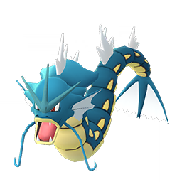 Tail Of The Dragon Photos >> Gyarados | Pokemon GO GamePress