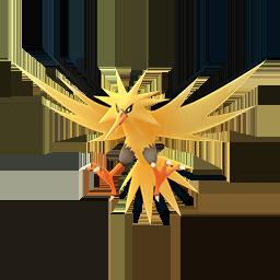 zapdos pokemon go gamepress