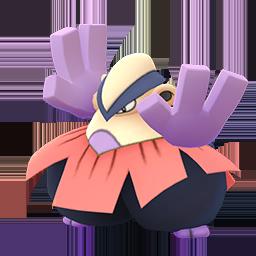 hariyama pokemon  gamepress
