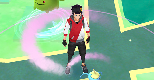 Guide to Using Incense | Pokemon GO Wiki - GamePress