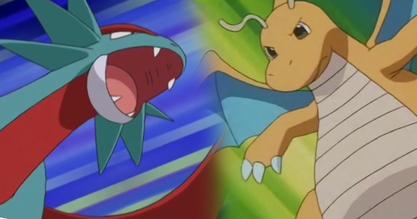 Salamence vs. Dragonite