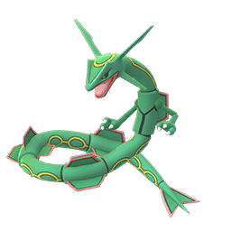 Image result for Pokemon go Rayquaza