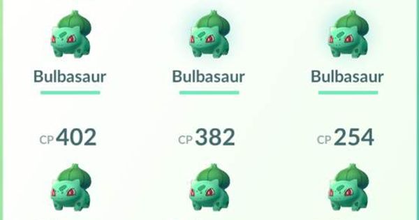 Getting Prepared: Bulbasaur