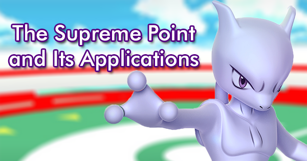 The Supreme Point and Its Applications