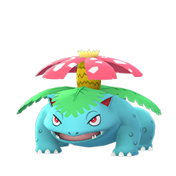 Venusaur pokemon go gamepress - Pokemon florizarre ...