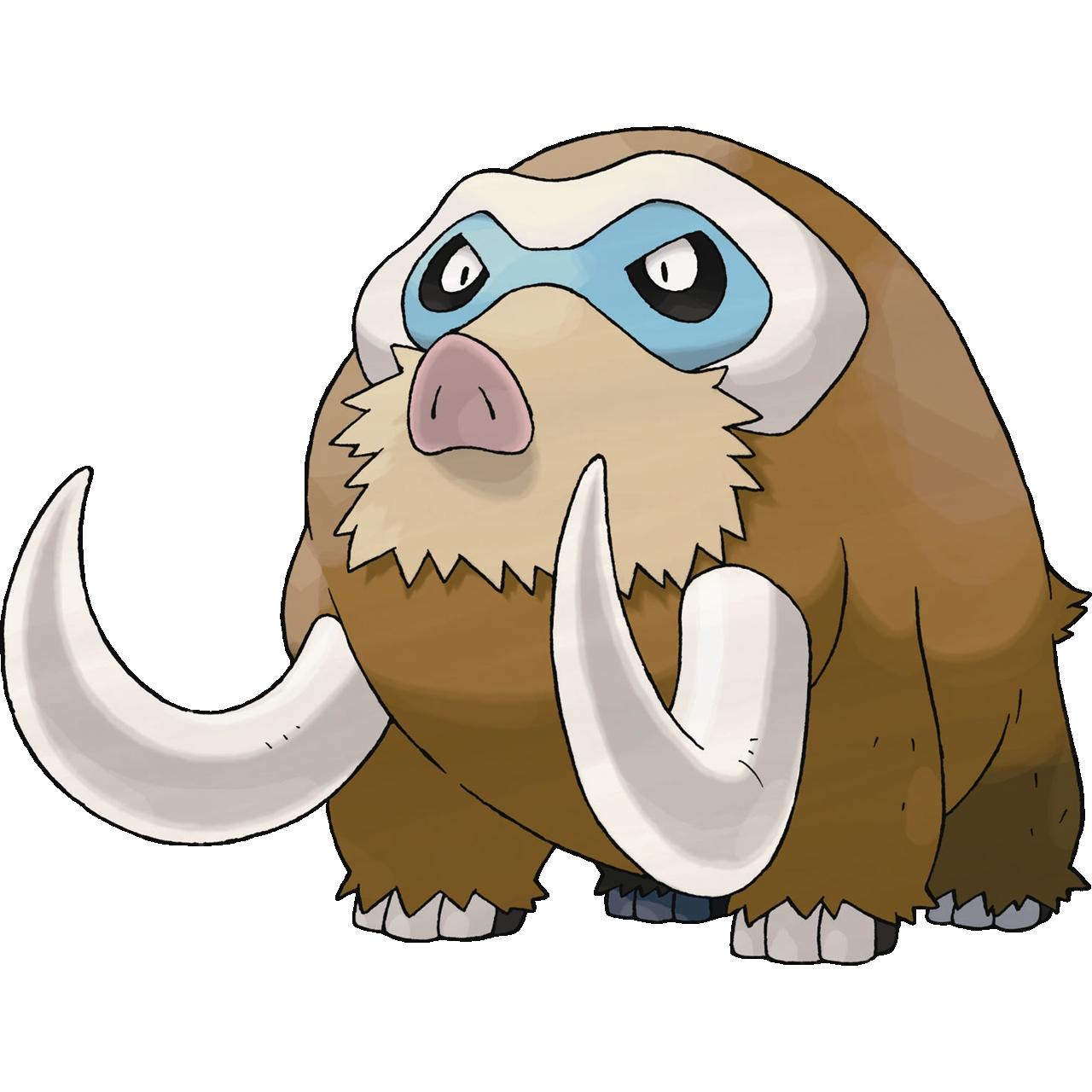 Mamoswine   Pokemon GO Wiki - GamePress
