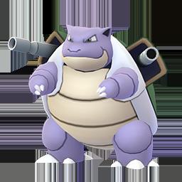Blastoise pokemon go gamepress - Tortank pokemon y ...