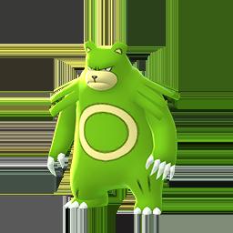 Ursaring | Pokemon GO Wiki - GamePress  Ursaring | Poke...
