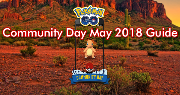 Community Day May 2018 Guide