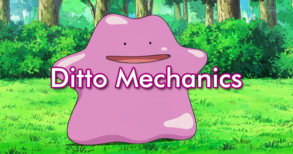 Ditto Mechanics