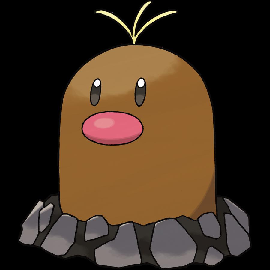 Alolan Diglett   Pokemon GO Wiki - GamePress