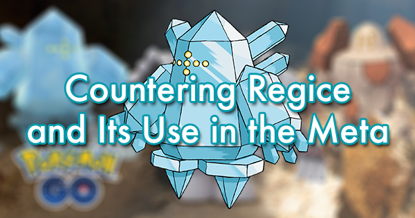 Countering Regice and Its Use in the Meta