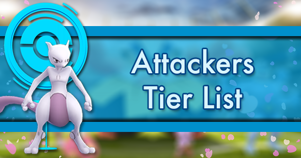 Attackers Tier List