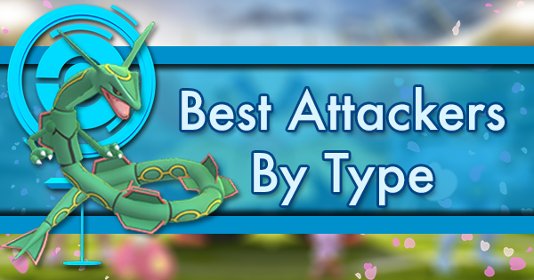 Best Attackers by Type