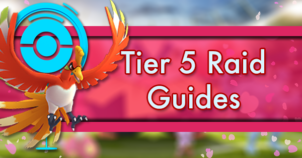 Tier 5 Raid Guides | Pokemon GO Wiki - GamePress