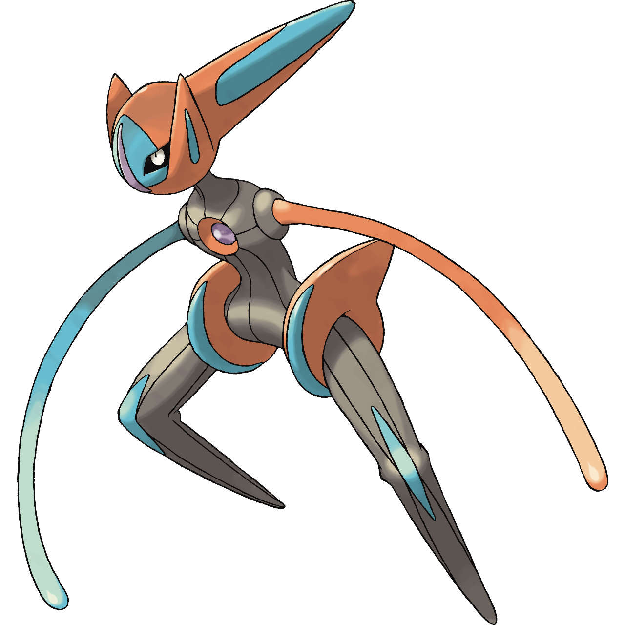 Deoxys Speed Forme Pokemon Go Wiki Gamepress