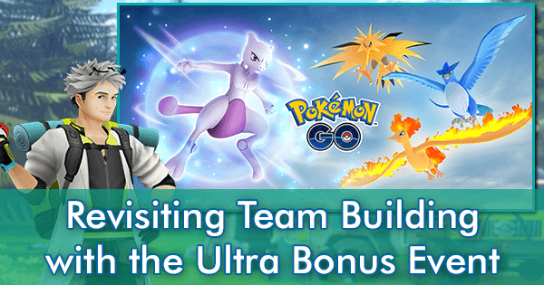 Revisiting Team Building with the Ultra Bonus Event