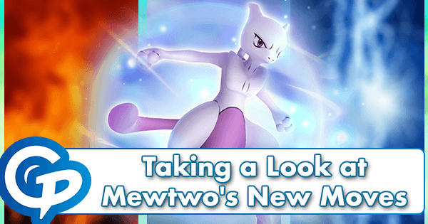 Taking a Look at Mewtwo's New Moves