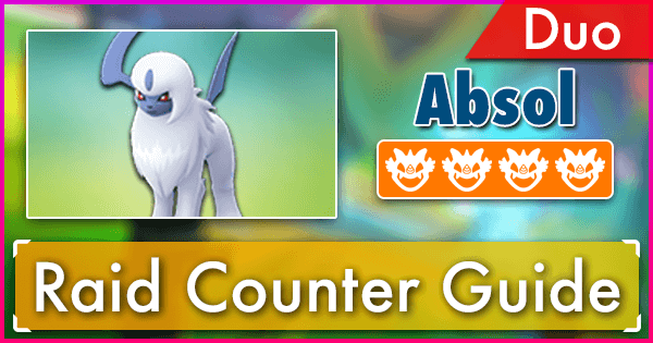 Absol Duo Raid Guide