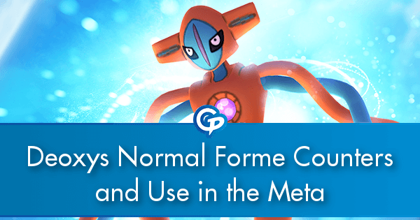 Deoxys Normal Forme Counters and Use in the Meta | Pokemon