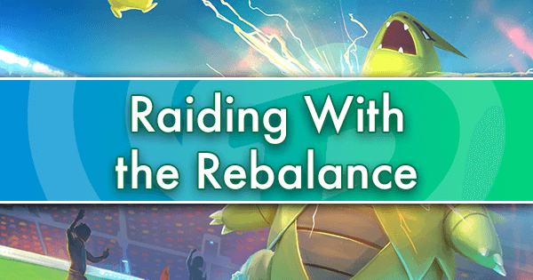 Raiding With the Rebalance