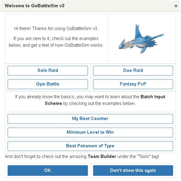 Building our Battle Simulator: Version 3 | Pokemon GO Wiki