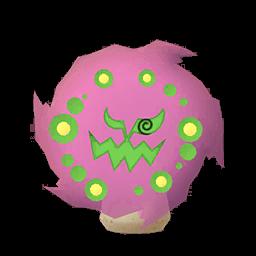 Image result for pokemon go spiritomb