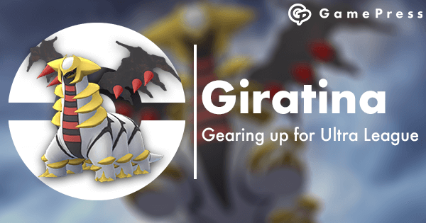 Gearing Up for Ultra League with Giratina | Pokemon GO Wiki